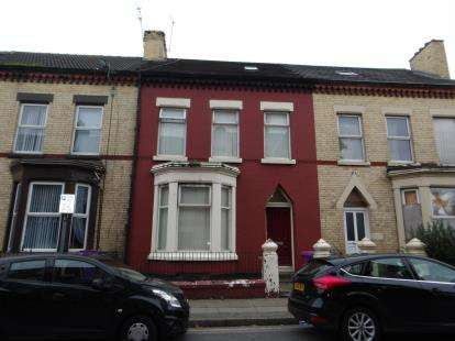 5 Bedrooms Terraced House for sale in Anfield Road, Anfield, Liverpool, Uk, L4