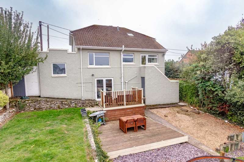 4 Bedrooms Detached House for sale in Gower Ridge Road, Plymstock, PL9 9DR