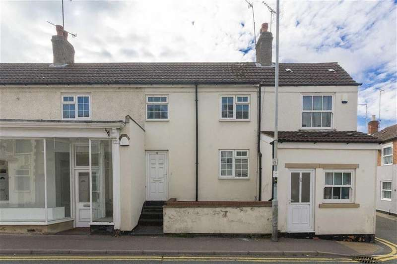 2 Bedrooms Terraced House for sale in Field Street, Shepshed, LE12