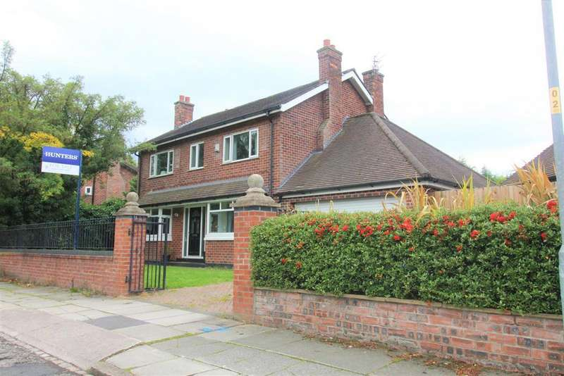 5 Bedrooms Detached House for sale in Beechpark Avenue, Manchester, M22 4BL