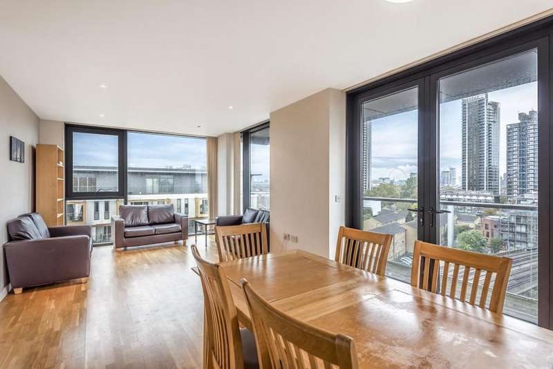 3 Bedrooms Flat for sale in Amelia Street, Walworth
