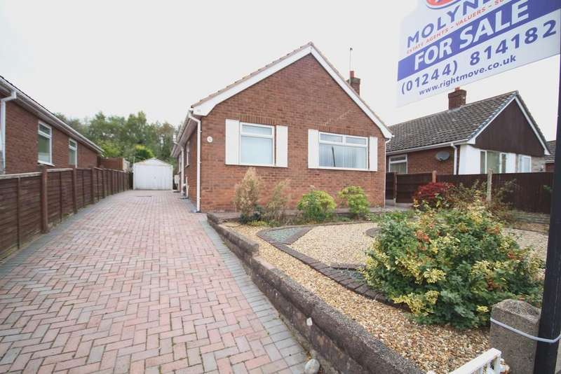 3 Bedrooms Detached Bungalow for sale in Highland Avenue, Aston Park