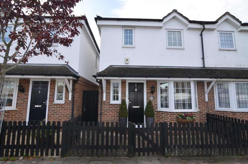 3 Bedrooms Semi Detached House for sale in Cradley Road, New Eltham, SE9 2HD
