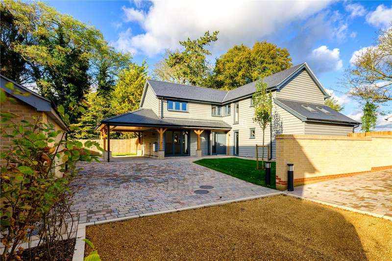 4 Bedrooms Detached House for sale in Saxon Meadow, Woodyard Close, Fulbourn, Cambridge, CB21