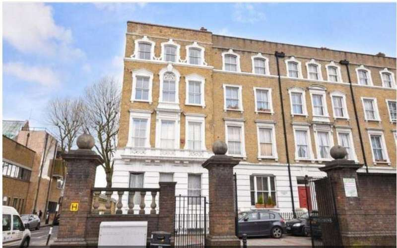 2 Bedrooms Flat for sale in Bow road, London, London, E3 4DP