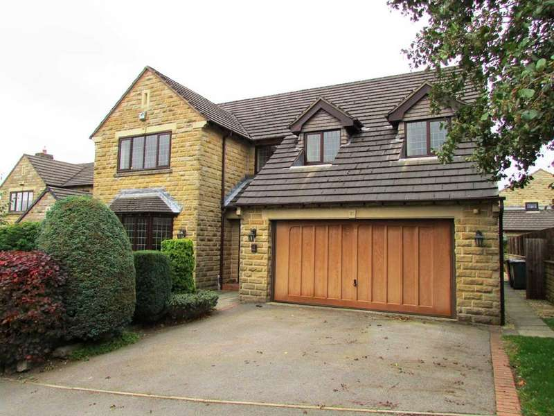 4 Bedrooms Detached House for sale in 4 Harefield Park, Birkby, Huddersfield, HD2 2AS