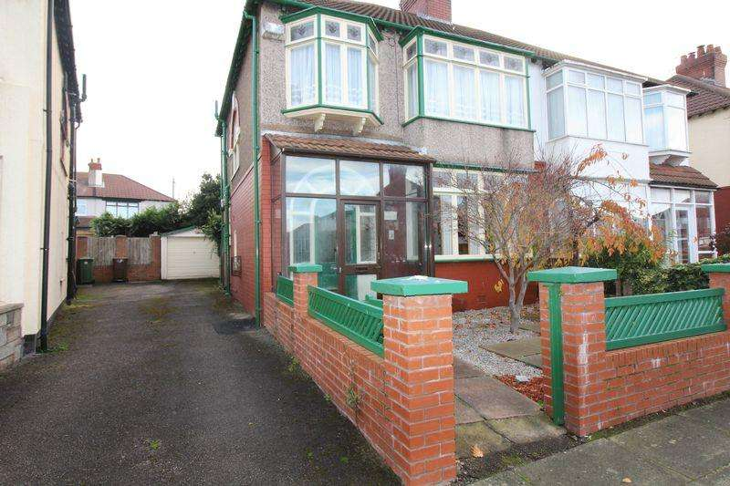 3 Bedrooms Semi Detached House for sale in Radnor Drive, Bootle