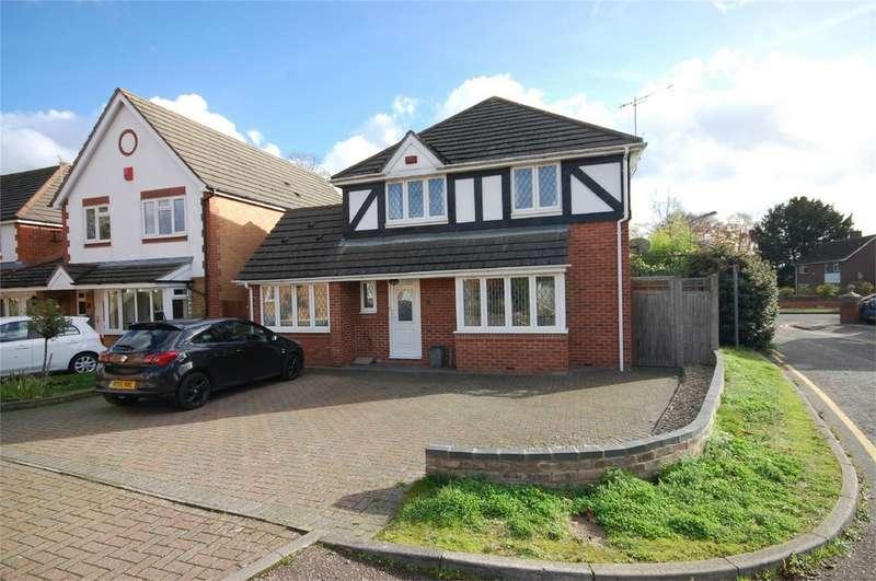 4 Bedrooms Detached House for sale in Redwood Drive, Aylesbury, Buckinghamshire