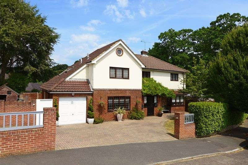 5 Bedrooms Property for sale in Hadden Road, Bournemouth