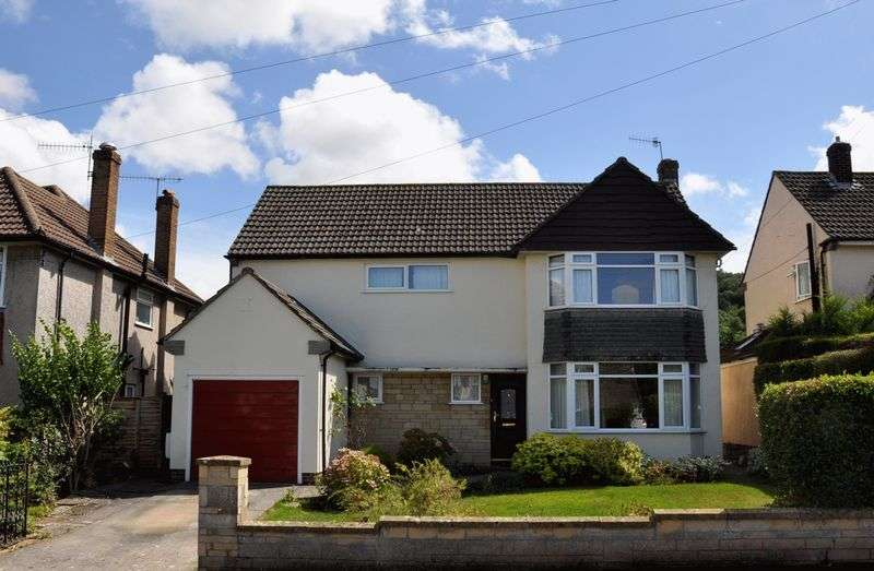 4 Bedrooms Property for sale in Oakleigh Close, Backwell
