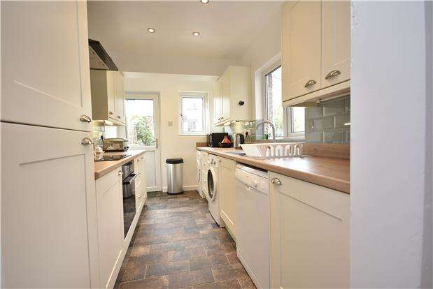 2 Bedrooms Terraced House for sale in Nottingham Street, Victoria Park, Bristol, BS3 4SS