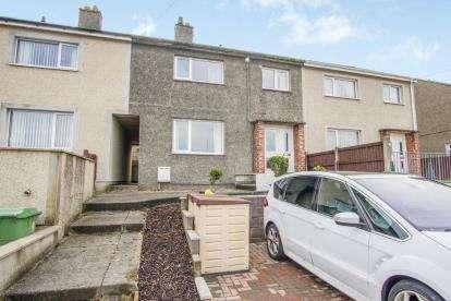 3 Bedrooms Terraced House for sale in Maes Hendre, Penrhyndeudraeth, Gwynedd, ., LL48