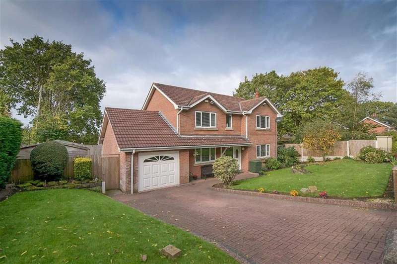 4 Bedrooms Detached House for sale in Elmers Green Lane, Skelmersdale, WN8