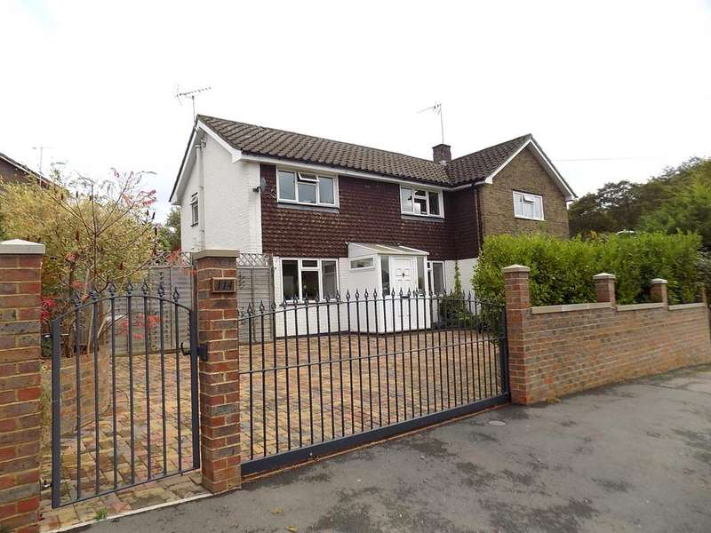 2 Bedrooms Semi Detached House for sale in Rosebery Avenue, Hythe SO45