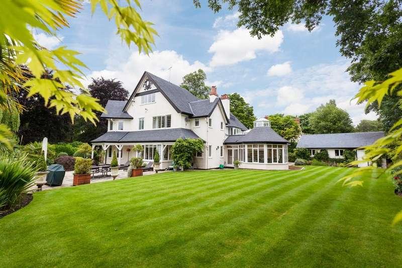 7 Bedrooms Detached House for sale in Park Avenue, Hale, Altrincham