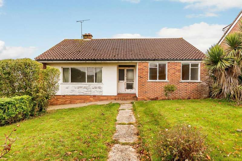3 Bedrooms Detached Bungalow for sale in Bruton Avenue, Portishead, North Somerset , BS20 8BW