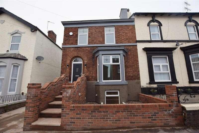 4 Bedrooms House for sale in Victoria Road, Birkenhead
