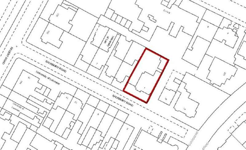 Residential Development Commercial for sale in Salisbury Road, Leicester, LE1 7QR