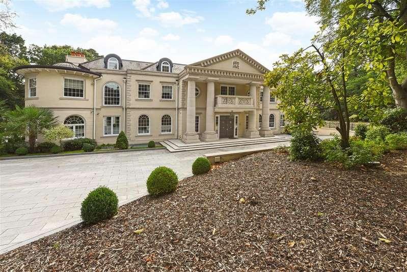 10 Bedrooms Detached House for rent in Virginia Water, Surrey