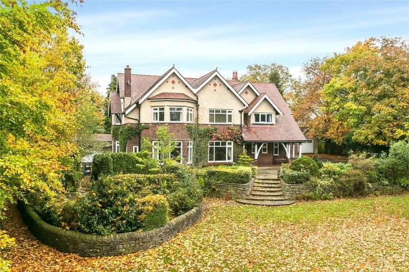 8 Bedrooms Unique Property for sale in Crossings Road, Chapel-en-le-Frith, High Peak, Derbyshire, SK23