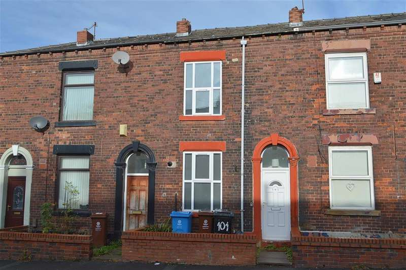 2 Bedrooms Terraced House for sale in Redgrave Street, Oldham, OL4 2EA