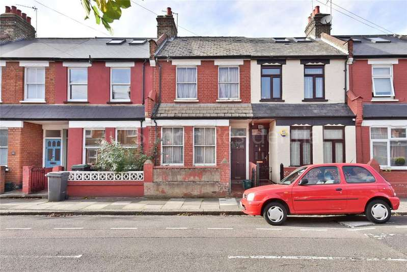 2 Bedrooms Terraced House for sale in Cissbury Road, Tottenham, London, N15