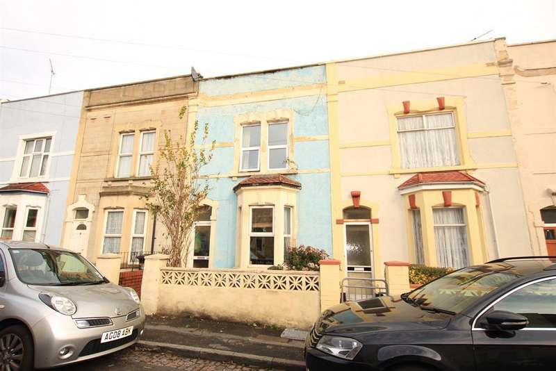 2 Bedrooms Terraced House for sale in Woodborough Street, Bristol