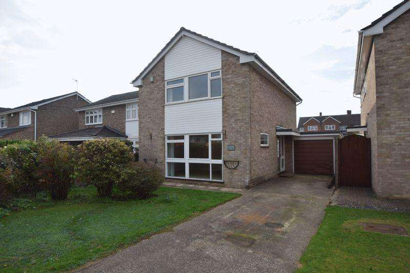 3 Bedrooms Detached House for sale in Birling Drive, Luton