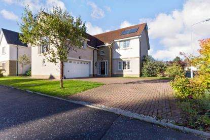 5 Bedrooms Detached House for sale in James Smith Road, Deanston