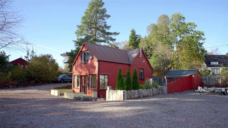 3 Bedrooms Detached House for sale in Creebeag, North Connel, Oban, Argyll and Bute, PA37
