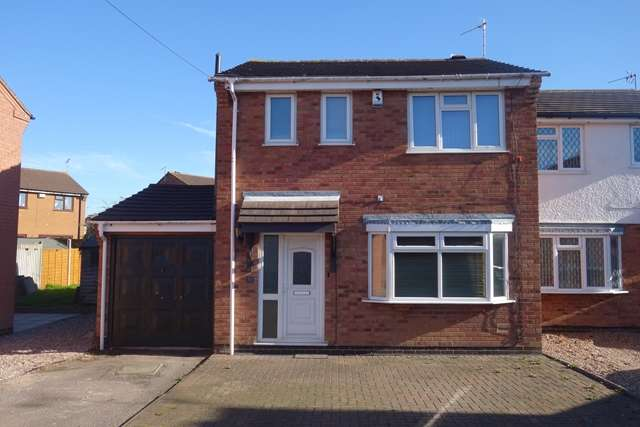 3 Bedrooms Semi Detached House for sale in Lime Avenue, Groby, LE6