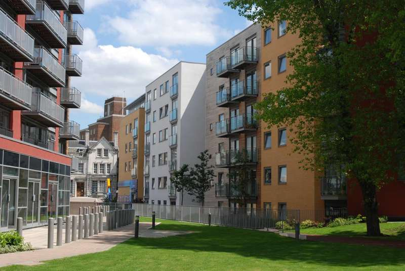 1 Bedroom Flat for sale in Madison Building, Greenwich, SE10