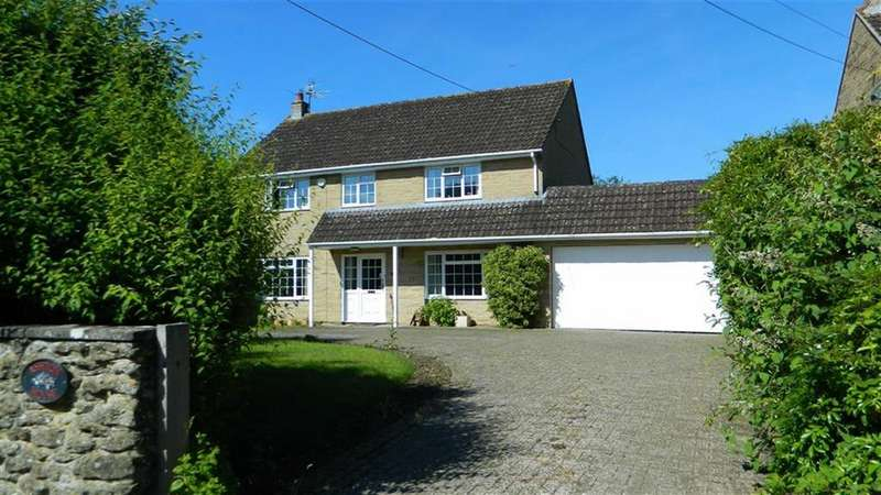 4 Bedrooms Detached House for sale in Back Lane, North Perrott, Crewkerne, Somerset, TA18