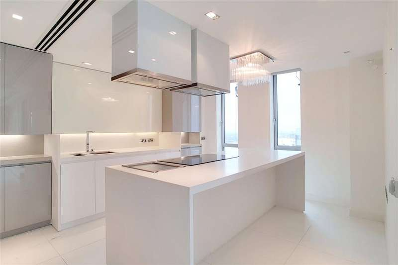 4 Bedrooms Flat for sale in Pan Peninsula Square, London, E14