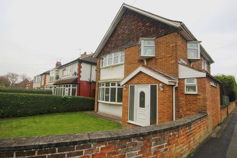 3 Bedrooms Detached House for sale in Rokeby Avenue, Hull, HU4