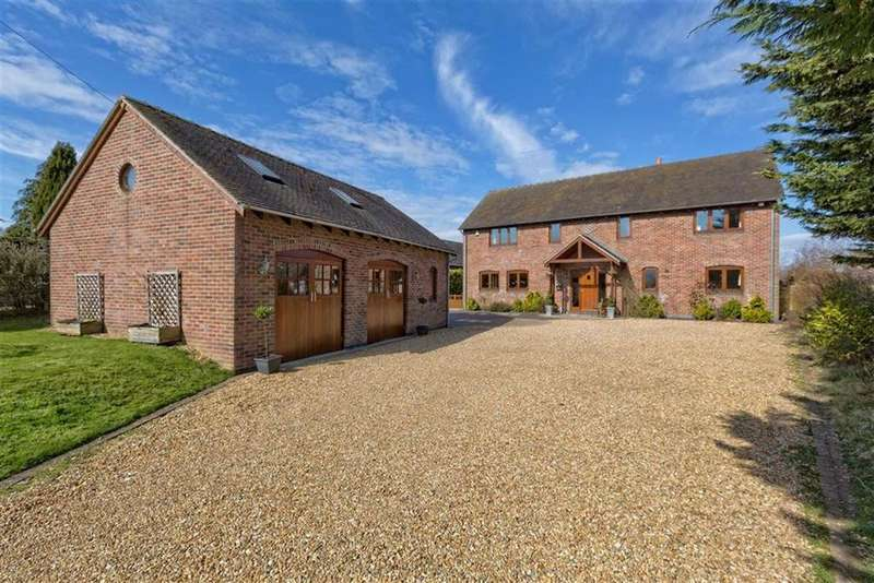 6 Bedrooms Detached House for sale in Moreton House, Moreton Street, Prees, SY13