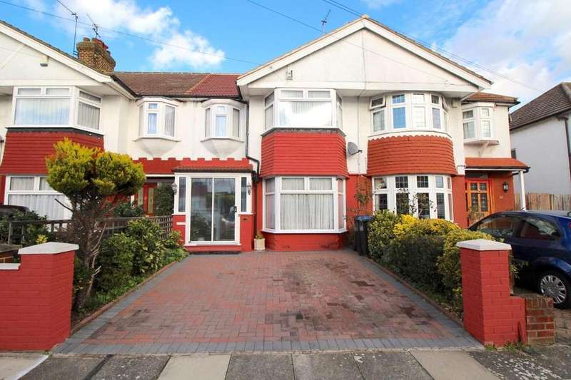 4 Bedrooms Terraced House for sale in Purley Road, Edmonton, N9