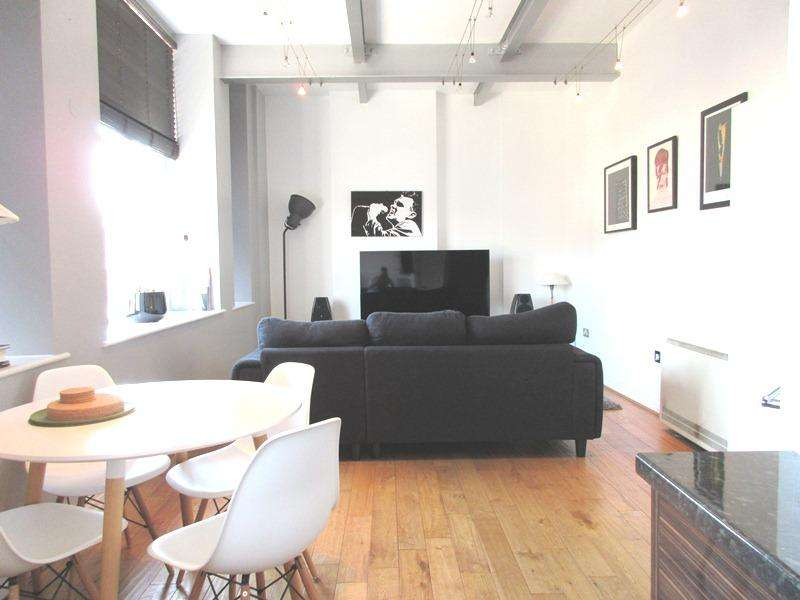 2 Bedrooms Apartment Flat for sale in The Old Silverworks, Spencer Street, Birmingham B18