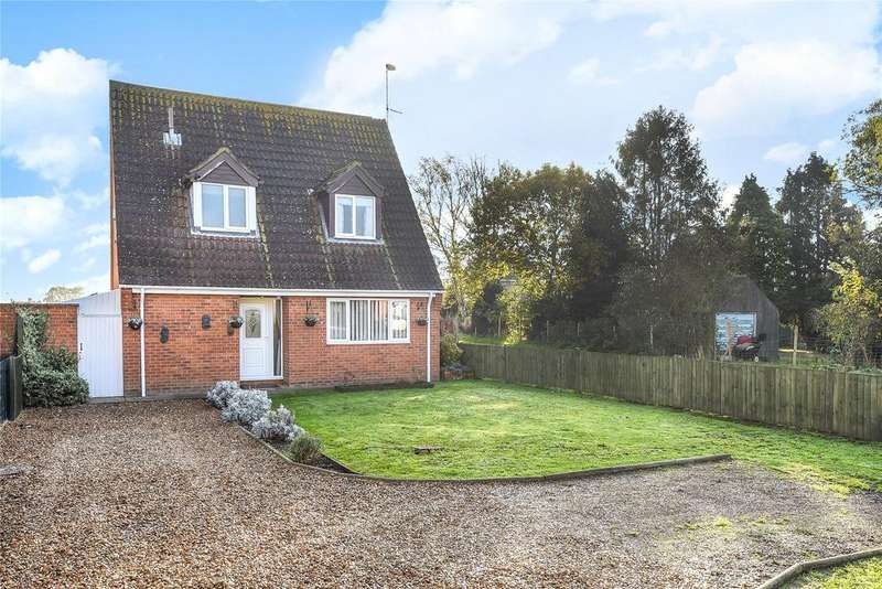 3 Bedrooms Detached House for sale in Hillgate, Gedney Hill, PE12
