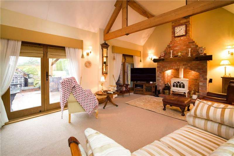 4 Bedrooms House for sale in Hillpool, Chaddesley Corbett, Nr Kidderminster, Worcestershire, DY10