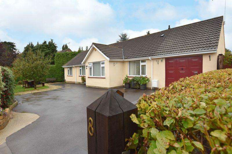 3 Bedrooms Detached Bungalow for sale in Field Lane, Cam, Dursley, GL11 6JE