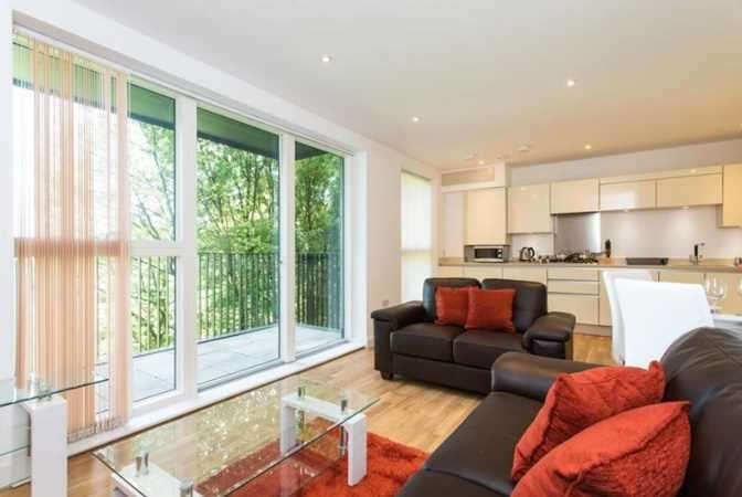 2 Bedrooms Apartment Flat for sale in Valley House, Manor Road, West Ealing