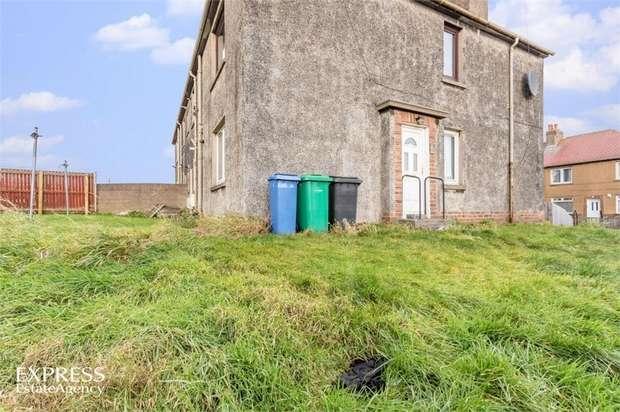 3 Bedrooms Flat for sale in Factory Road, Buckhaven, Leven, Fife
