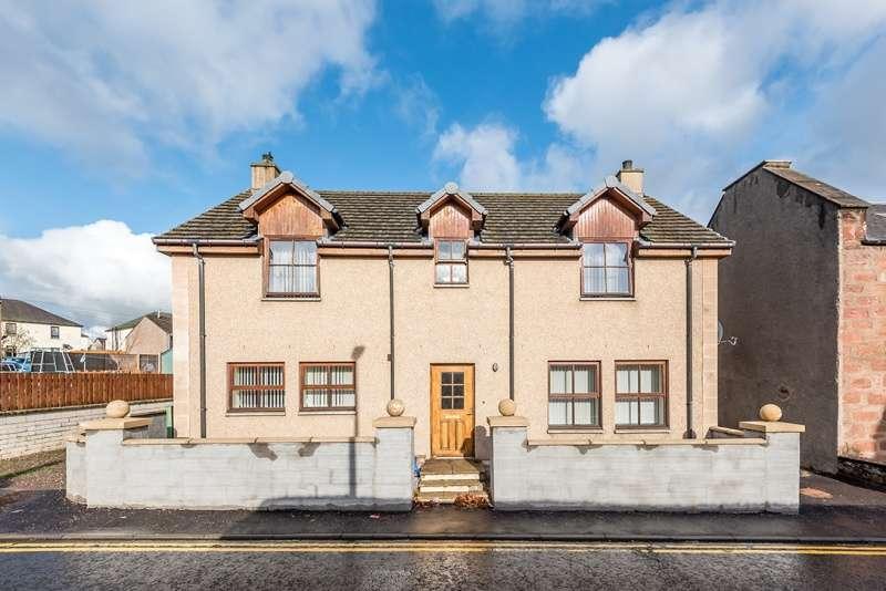 3 Bedrooms Detached House for sale in Lindsay Street, Kirriemuir, Angus, DD8 5DN