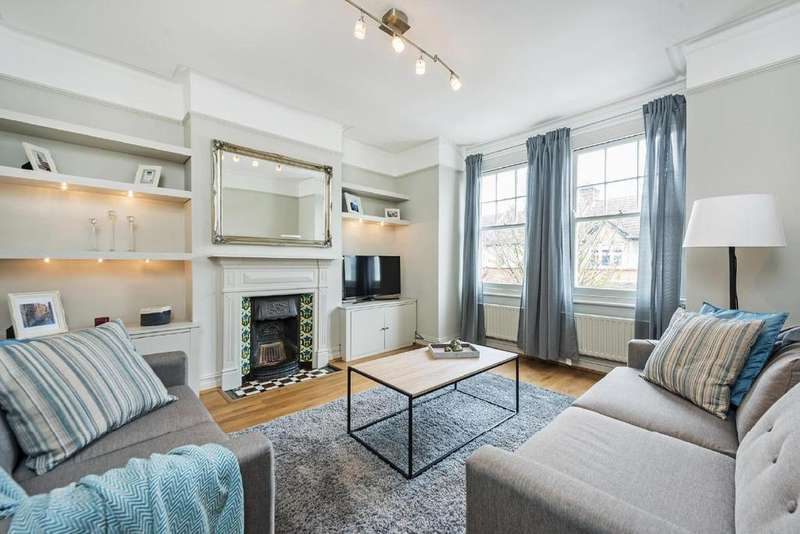 4 Bedrooms Flat for sale in Tranmere Road, Earlsfield