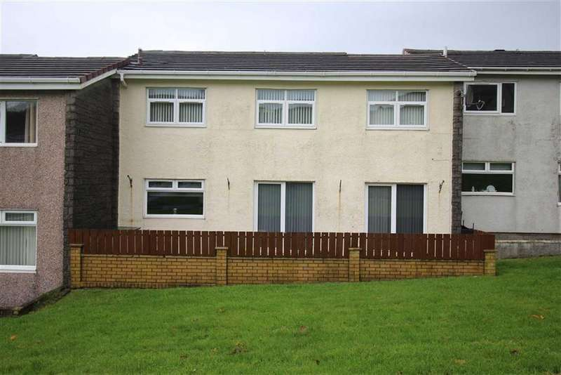 3 Bedrooms Terraced House for sale in Kilmacolm Place, Greenock