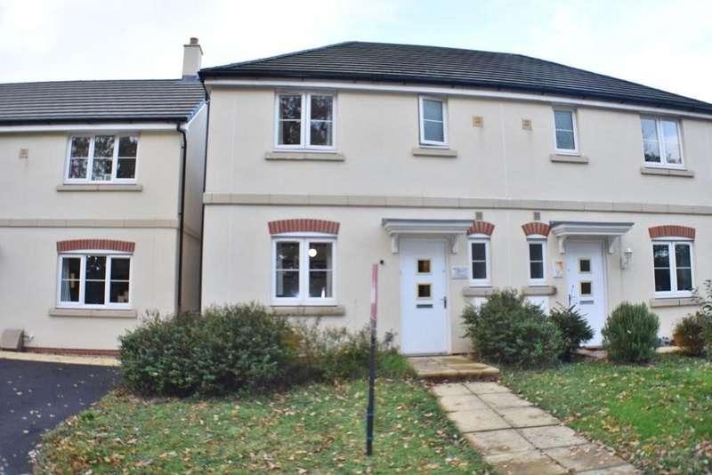 3 Bedrooms Semi Detached House for sale in Medlar Close, Bristol