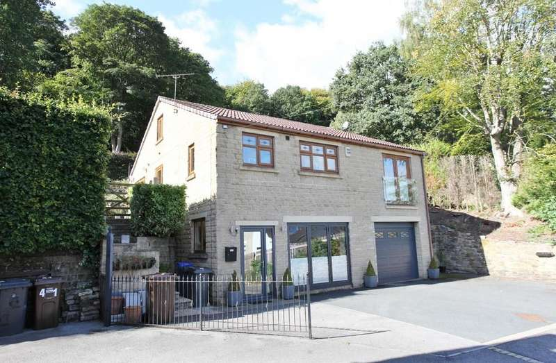 5 Bedrooms Detached House for sale in Bertram Road, Oughtibridge