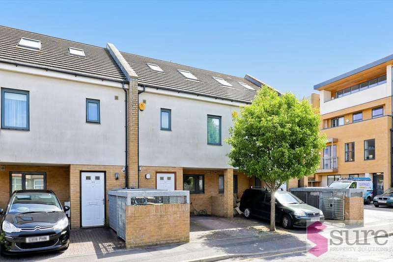 3 Bedrooms Terraced House for sale in Gordon Road, Portslade , Brighton