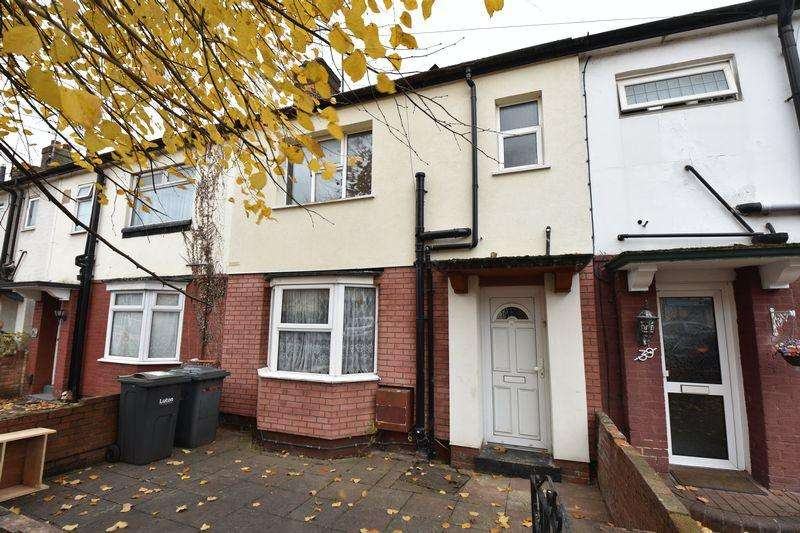 3 Bedrooms Terraced House for sale in Summerfield Road, Luton